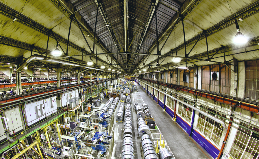 usine